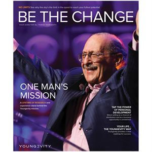 "Picture of Youngevity ""Be The Change"" Magazine (5 pack)"